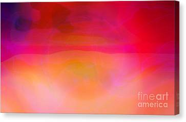 Heat Canvas Print by Pauli Hyvonen