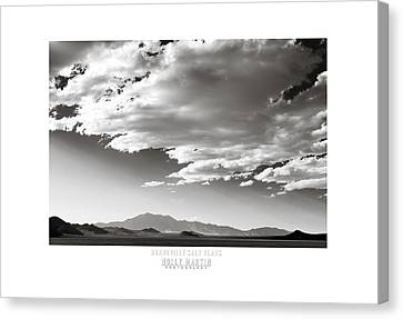 Heaven And Speed IIi Canvas Print by Holly Martin
