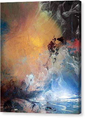 Helios Megistos Canvas Print by Petros Yiannakas