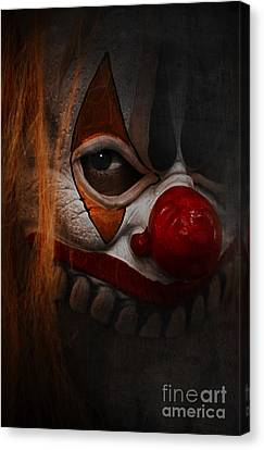 Here Is Canvas Print by Svetlana Sewell
