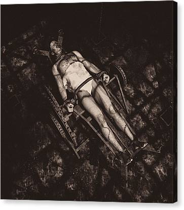 He's Alive Canvas Print by Bob Orsillo