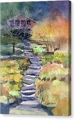 Hideaway Canvas Print by Kris Parins
