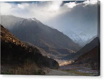 High Atlas Mountains Canvas Print by Daniel Kocian