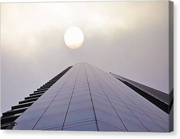 High Noon Canvas Print by Bill Cannon