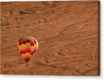 High Road Canvas Print by Keith Berr