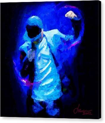 Hip Hop Is More Than Music Tnm Canvas Print by Vincent DiNovici