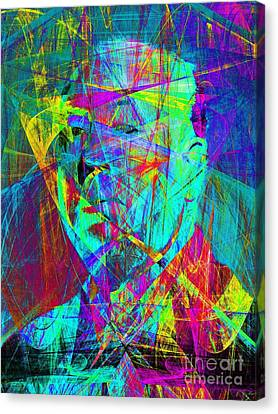 Hitchcock 20130618p180 Canvas Print by Wingsdomain Art and Photography