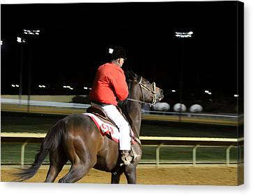 Hollywood Casino At Charles Town Races - 121252 Canvas Print by DC Photographer