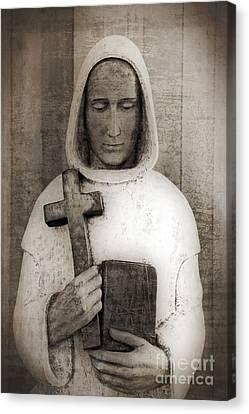 Holy Man Canvas Print by Edward Fielding