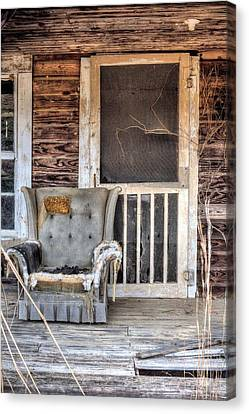 Home Sweet Home Canvas Print by JC Findley