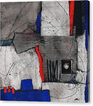 Honor Self Canvas Print by Laura  Lein-Svencner