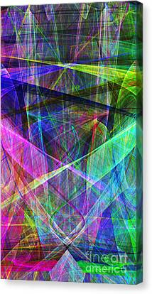 Hope 20130511v2 Canvas Print by Wingsdomain Art and Photography