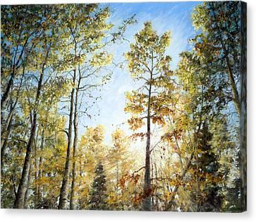 Hope Canvas Print by Mary Giacomini