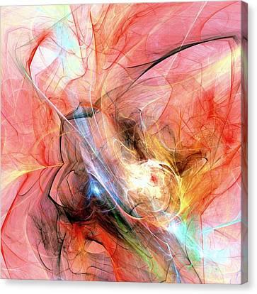 Hot Canvas Print by Anastasiya Malakhova