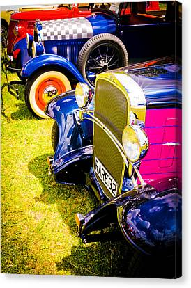 Hot Rods Canvas Print by Phil 'motography' Clark