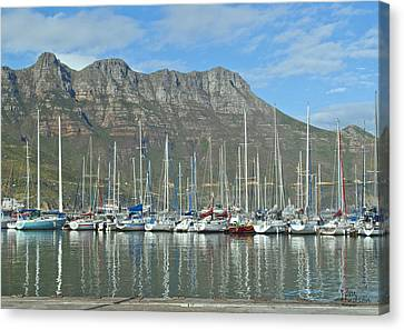 Hout Bay Canvas Print by Tom Hudson