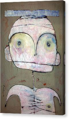 'humanitas No. 2'  Canvas Print by Mark M  Mellon