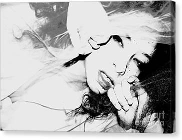 I Wanna See Canvas Print by Jessica Shelton