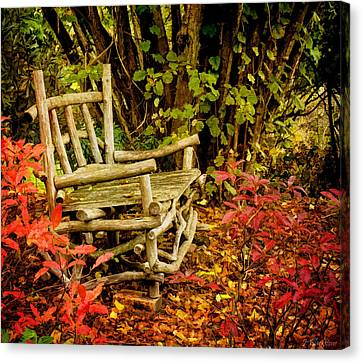 I Will Remember You Canvas Print by Jordan Blackstone