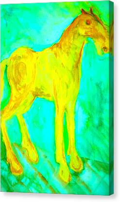 I Will Show You Everything But Will You See It  Canvas Print by Hilde Widerberg