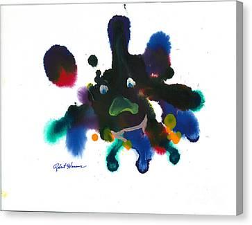 ICU Canvas Print by Robert  ARTSYBOB Havens