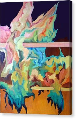 Il Vento Canvas Print by Antonio Bonamici