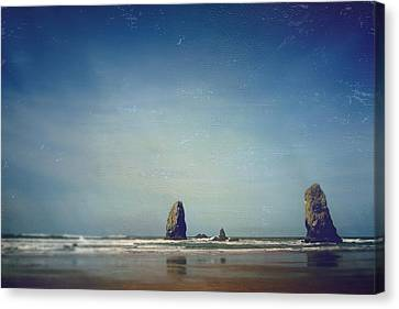 I'll Never Forget Canvas Print by Laurie Search