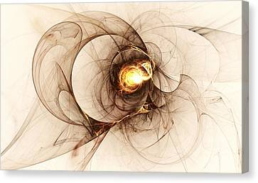 Illusion Of Choice Canvas Print by Anastasiya Malakhova