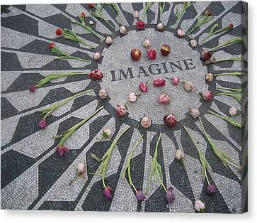 Imagine Canvas Print by Kendell Timmers