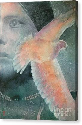 Imagine Canvas Print by Robert Hooper