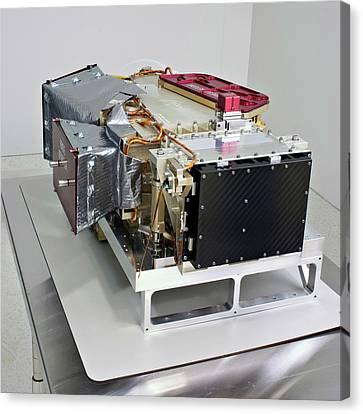 Imaging Uv Spectrograph Instrument Canvas Print by Nasa/university Of Colorado