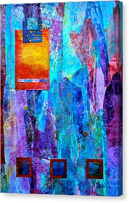 Immersion Canvas Print by Debi Starr