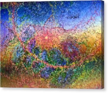 Impressionist Dreams 1 Canvas Print by Casey Kotas
