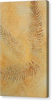 Imprints - Abstract Art By Sharon Cummings Canvas Print by Sharon Cummings