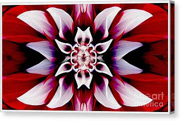 In Full Bloom Canvas Print by Jon Neidert