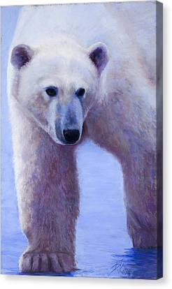 In Search Of Canvas Print by Billie Colson