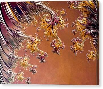 In Vino Veritas Canvas Print by Susan Maxwell Schmidt