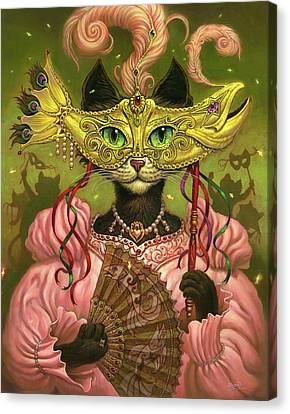 Incatneato Canvas Print by Jeff Haynie