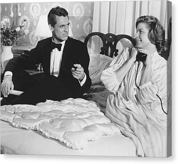 Indiscreet  Canvas Print by Silver Screen
