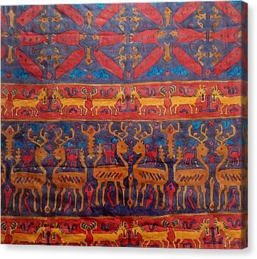 Indonesian Canvas Print by Aditi Bhatt