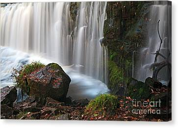Inertia Canvas Print by Pete Reynolds