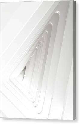 Infinite Arches Canvas Print by Scott Norris