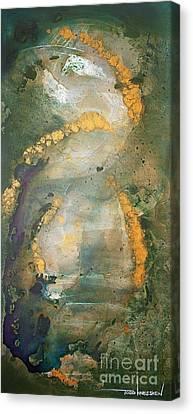 Inner Landscapes Canvas Print by Todd Karleskein