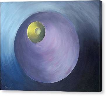 Inner Outer Space Canvas Print by Douglas Case