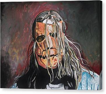 Institutionalized Canvas Print by Jeremy Moore