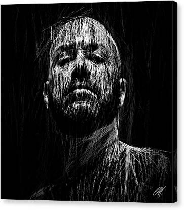 Intimo 3 Canvas Print by Chris  Lopez