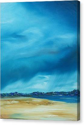 Ireland Canvas Print by Conor Murphy