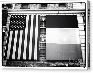 Irish American Canvas Print by John Rizzuto