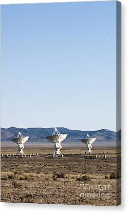 Is There Something Out There Canvas Print by Steven Ralser