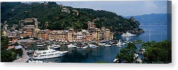 Italy, Portfino Canvas Print by Panoramic Images